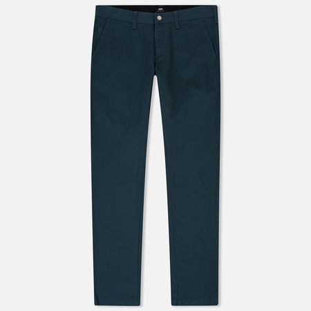 Мужские брюки Edwin ED-55 Chino Compact Twill 9 Oz Dark Slate Rinsed