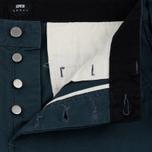 Мужские брюки Edwin ED-55 Chino Compact Twill 9 Oz Dark Slate Rinsed фото- 2