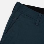 Мужские брюки Edwin ED-55 Chino Compact Twill 9 Oz Dark Slate Rinsed фото- 3