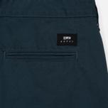 Мужские брюки Edwin ED-55 Chino Compact Twill 9 Oz Dark Slate Rinsed фото- 4
