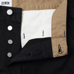 Мужские брюки Edwin ED-55 Chino Compact Twill Black Rinsed фото- 2