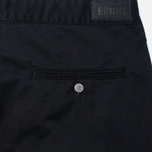 Мужские брюки Edwin ED-55 Chino Compact Twill Black Rinsed фото- 3