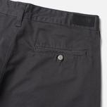 Мужские брюки Edwin ED-55 Chino Compact Twill Charcoal Rinsed фото- 1