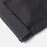 Мужские брюки Edwin ED-55 Chino Compact Twill Charcoal Rinsed фото- 4