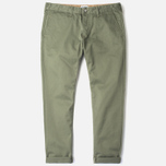 Мужские брюки Edwin ED-55 Chino Compact Twill Khaki Rinsed фото- 0