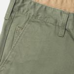 Мужские брюки Edwin ED-55 Chino Compact Twill Khaki Rinsed фото- 4