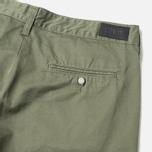 Мужские брюки Edwin ED-55 Chino Compact Twill Khaki Rinsed фото- 1