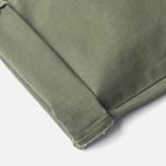 Мужские брюки Edwin ED-55 Chino Compact Twill Khaki Rinsed фото- 5