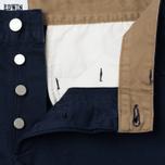 Мужские брюки Edwin ED-55 Chino Compact Twill Navy Rinsed фото- 2