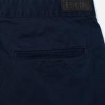 Мужские брюки Edwin ED-55 Chino Compact Twill Navy Rinsed фото- 3