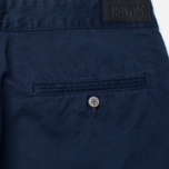 Edwin ED-55 Chino Compact Twill Men`s Trousers Navy Rinsed photo- 3