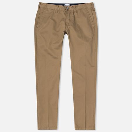 Мужские брюки Edwin ED-55 Chino Compact Twill Stone Beige Rinsed