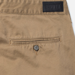 Edwin ED-55 Chino Compact Twill Stone Men`s Trousers Beige Rinsed photo- 3