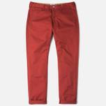 Мужские брюки Edwin ED-55 Chino Compact Twill Terra Rinsed фото- 0