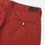 Edwin ED-55 Chino Compact Twill Men`s Trousers Terra Rinsed photo- 1