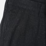 Мужские брюки Edwin ED-55 Chino Herringbone Wooly Black фото- 2