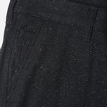 Мужские брюки Edwin ED-55 Jogger Herringbone Wooly Black фото- 2