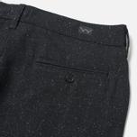 Мужские брюки Edwin ED-55 Jogger Herringbone Wooly Black фото- 1