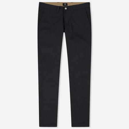 Мужские брюки Edwin ED-85 Chino CS Twill Poly Cotton 8.6 Oz Charcoal Rinsed