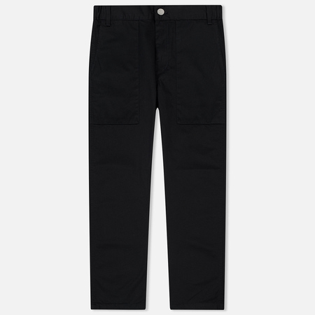 Мужские брюки Edwin Labour Compact Twill 9 Oz Black Rinsed