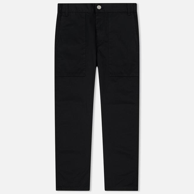 Мужские брюки Edwin Labour Compact Twill 9 Oz Black Rinsed