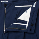 Мужские брюки Edwin Pleated French Seersucker Navy фото- 1