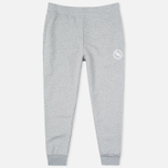 Мужские брюки Edwin Training Sweat Grey Marl фото- 0