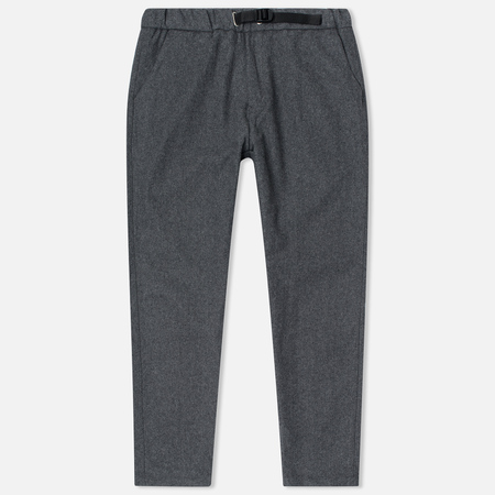 Мужские брюки Edwin Trek Italian Virgin Wool Felt Grey Marl