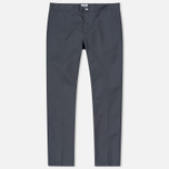 Мужские брюки Edwin Union Chino Twill 7.25 Oz Battle Grey фото- 0