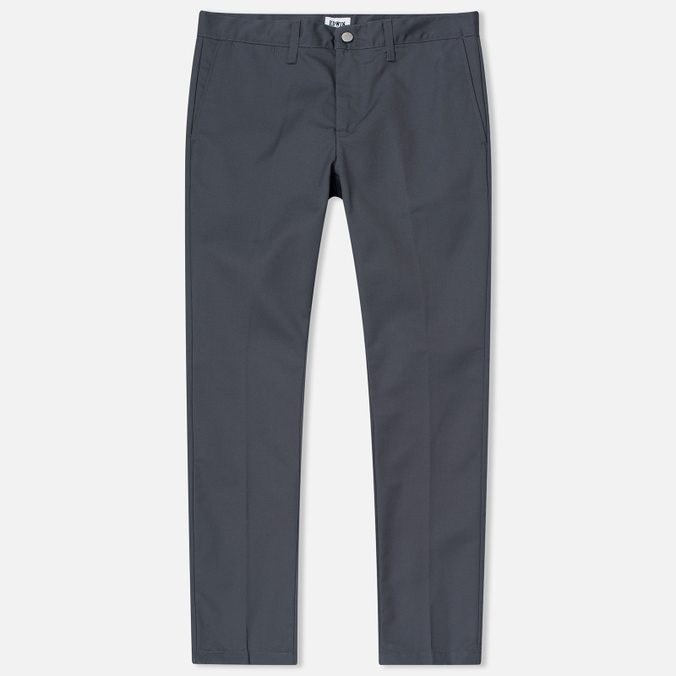 Мужские брюки Edwin Union Chino Twill 7.25 Oz Battle Grey