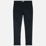 Мужские брюки Edwin Union Chino Twill 7.25 Oz Black фото- 0