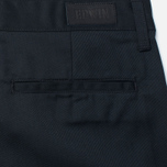 Мужские брюки Edwin Union Chino Twill 7.25 Oz Black фото- 3