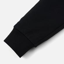 Мужские брюки Evisu All Over Pattern Logo Printed Black фото- 4
