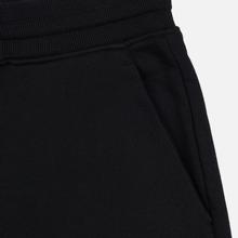 Мужские брюки Evisu All Over Pattern Logo Printed Black фото- 2