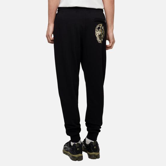 Мужские брюки Evisu Evisukuro Embroidered Calligraphy Black