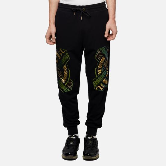 Мужские брюки Evisu Evisukuro Iridescent Eternal Black