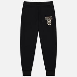 Мужские брюки Evisu Evisukuro Studded Hannya & Seagull Black