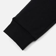 Мужские брюки Evisu Hannya Rings & Seagull Black фото- 5