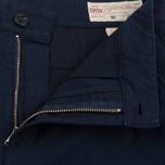 Мужские брюки Evisu Kamon Seagull And Seagull Navy фото- 2