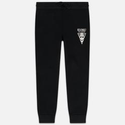 Мужские брюки Evisu Triangular Evisukuro Hannya Black