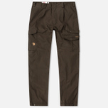 Мужские брюки Fjallraven Greenland Dark Olive фото- 0