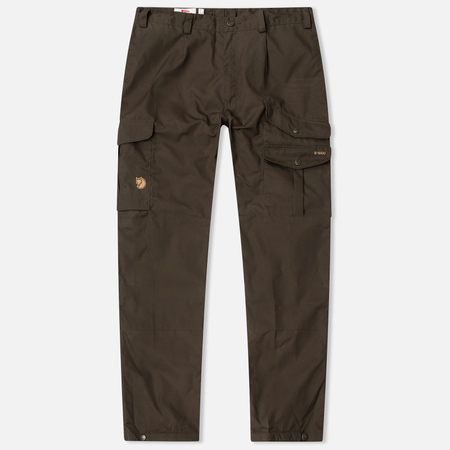 Fjallraven Greenland Men`s Trousers Dark Olive