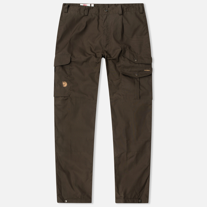 Мужские брюки Fjallraven Greenland Dark Olive