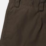 Мужские брюки Fjallraven Greenland Dark Olive фото- 2