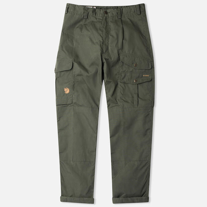 Fjallraven Greenland Men`s Trousers Olive