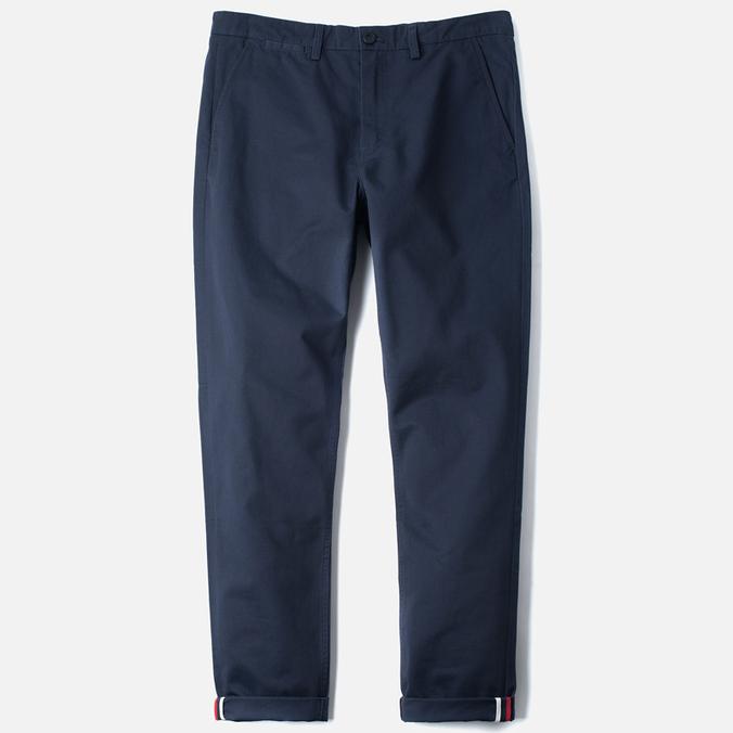 Мужские брюки Fred Perry Classic Twil Chino Navy