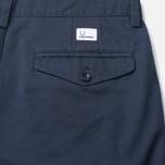 Мужские брюки Fred Perry Classic Twil Chino Navy фото- 1