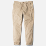 Fred Perry Classic Twil Chino Men`s Trousers Warm Stone photo- 0