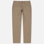 Мужские брюки Fred Perry Classic Twill Chino Warm Stone фото- 0
