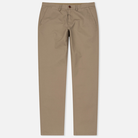 Fred Perry Мужские брюки Classic Twill Chino Warm Stone